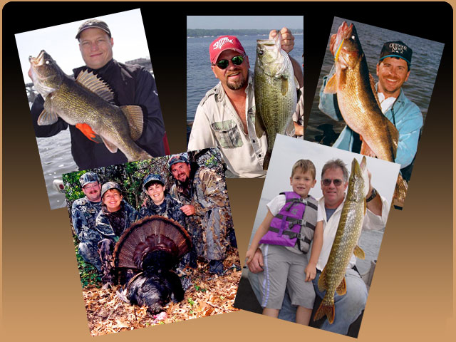 Jim Tostrud, Professional Fishing guide on Lake Geneva, Wisconsin