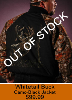 Whitetail Buck Jacket