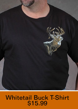 White tail Buck T-Shirt